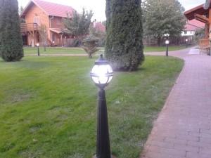 kertvilágítás LED
